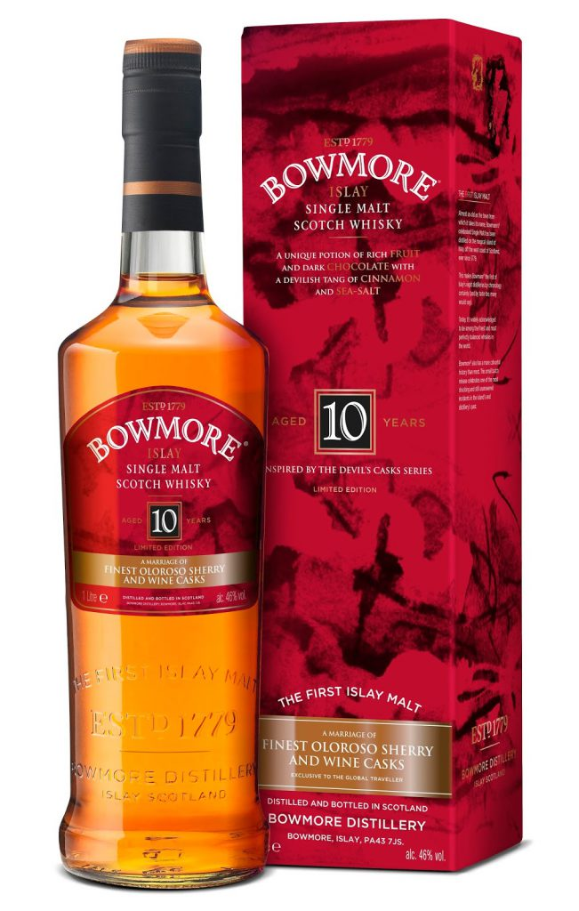 Bowmore 10 Year Old - Devil's Casks