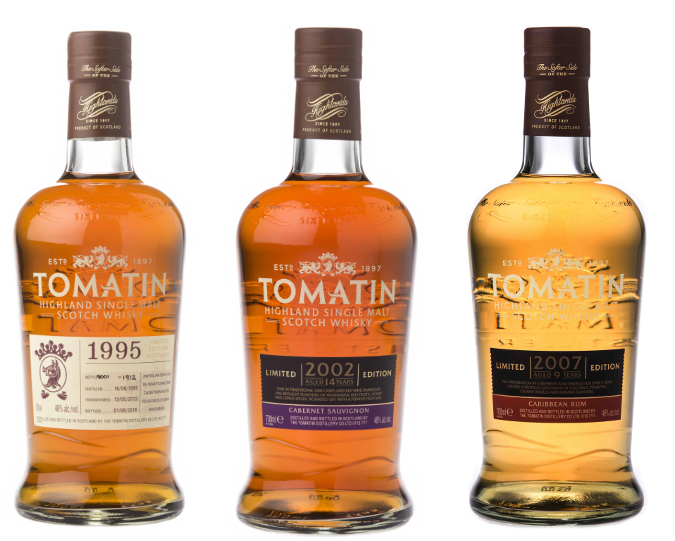 Tomatin Limited Edition