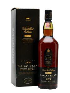 Lagavulin Distillers Edition 1979 Vintage