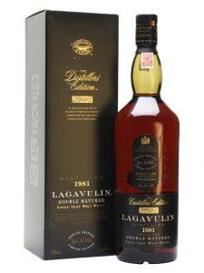 Lagavulin Distillers Edition 1981 Vintage