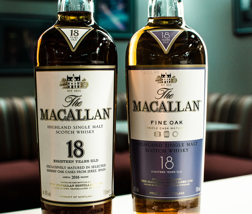 Открытый виски-клуб: The Macallan
