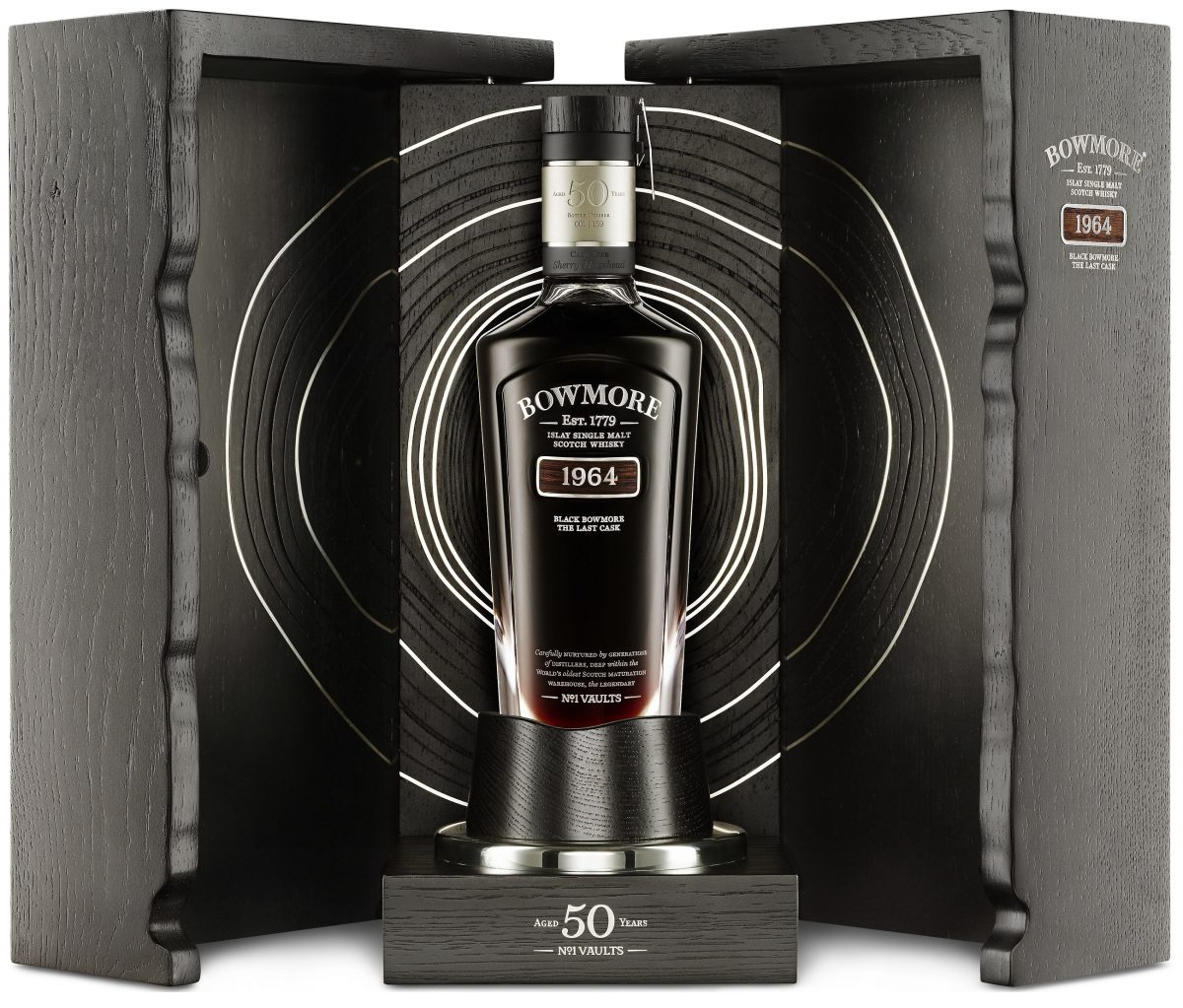 Black Bowmore 50 Year Old