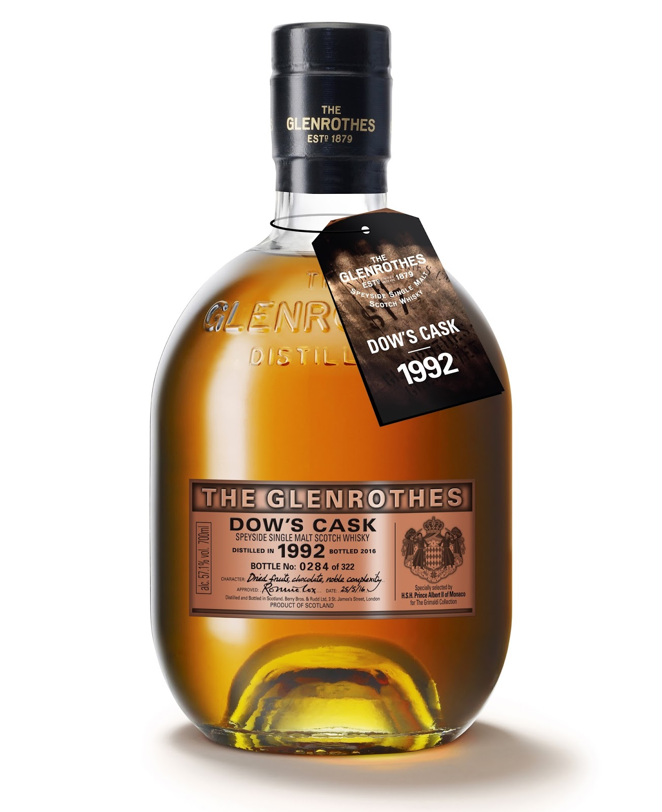 The Glenrothes 1992 Dow's Port Cask