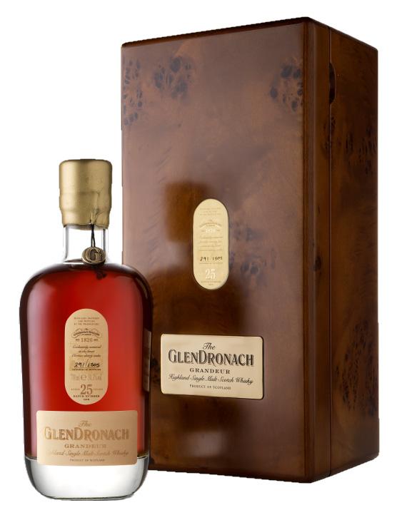 GlenDronach: Grandeur 25 years old Batch 8