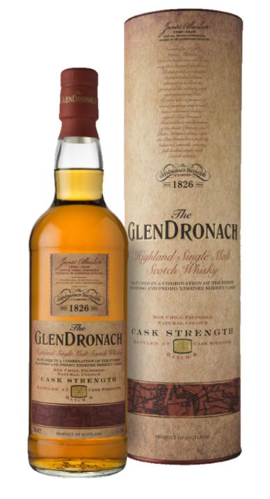 GlenDronach Cask Strength Batch 6