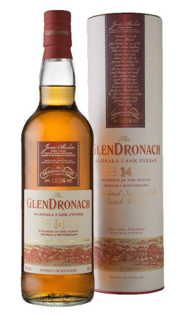 GlenDronach 14 years old