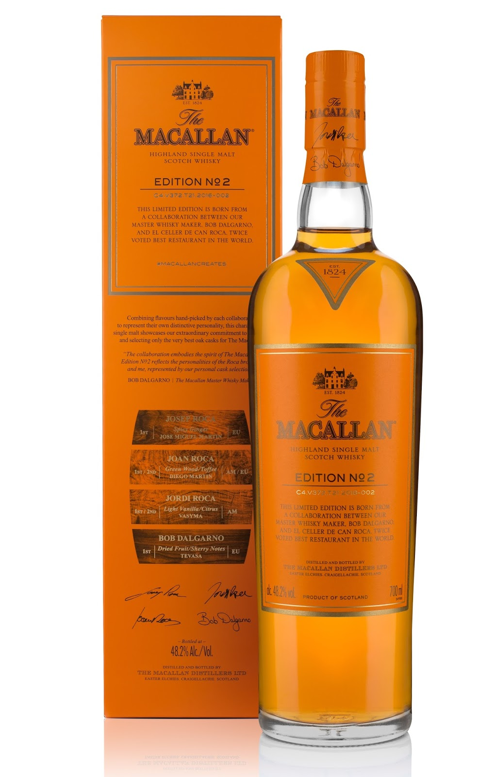 The Macallan - Edition No.2