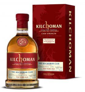 Пятое издание Kilchoman Club Release