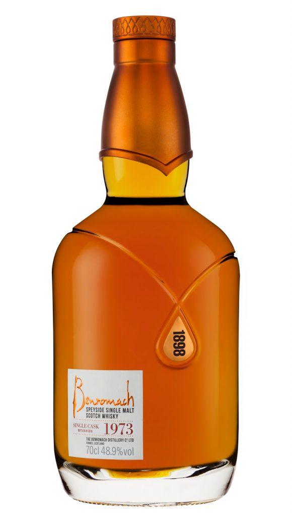 Benromach Heritage 1973 (48.1% ABV) Cask №4606