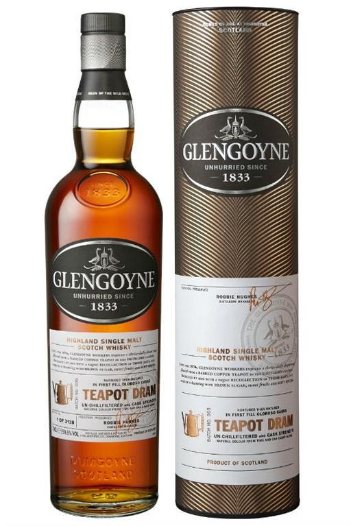 Glengoyne Teapot Dram V