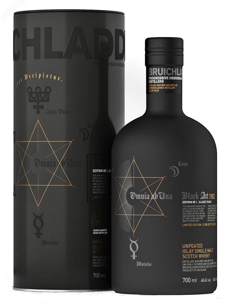 Bruichladdich Black Art 05.1 48.4% ABV