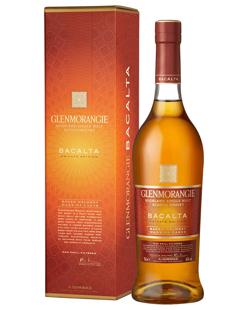 Glenmorangie Bacalta Private Edition 46% NAS