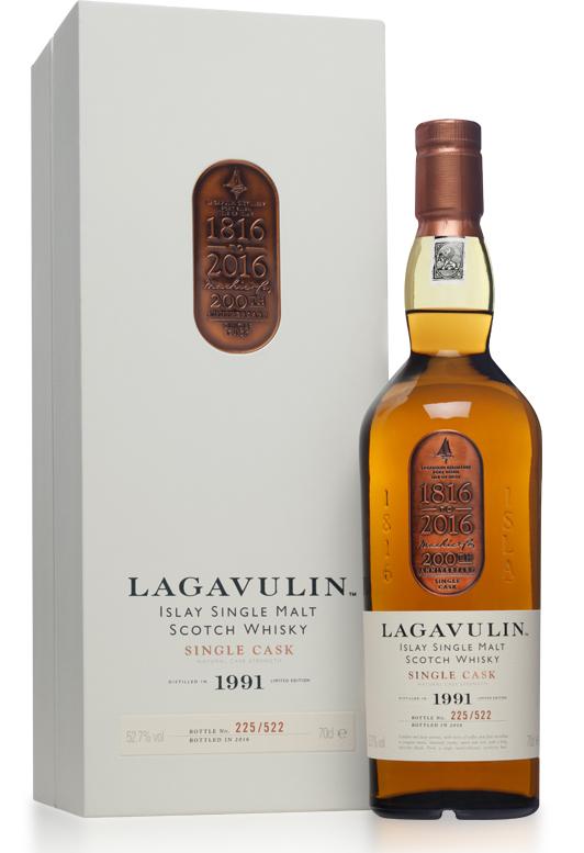 Lagavulin 1991 Single Cask