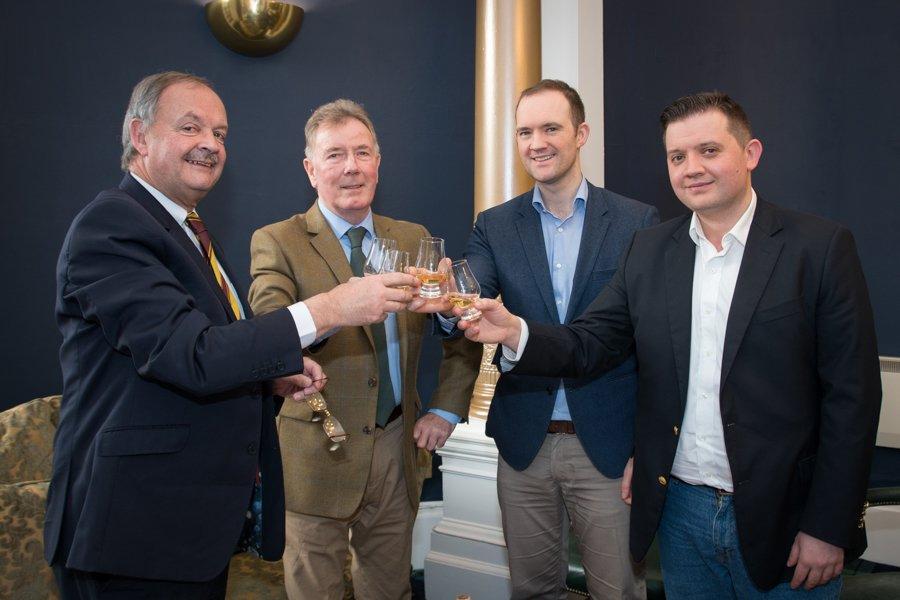 Джим МакЮан в команде Hunter Laing Ltd займет пост руководителя производства на Ardnahoe Distillery