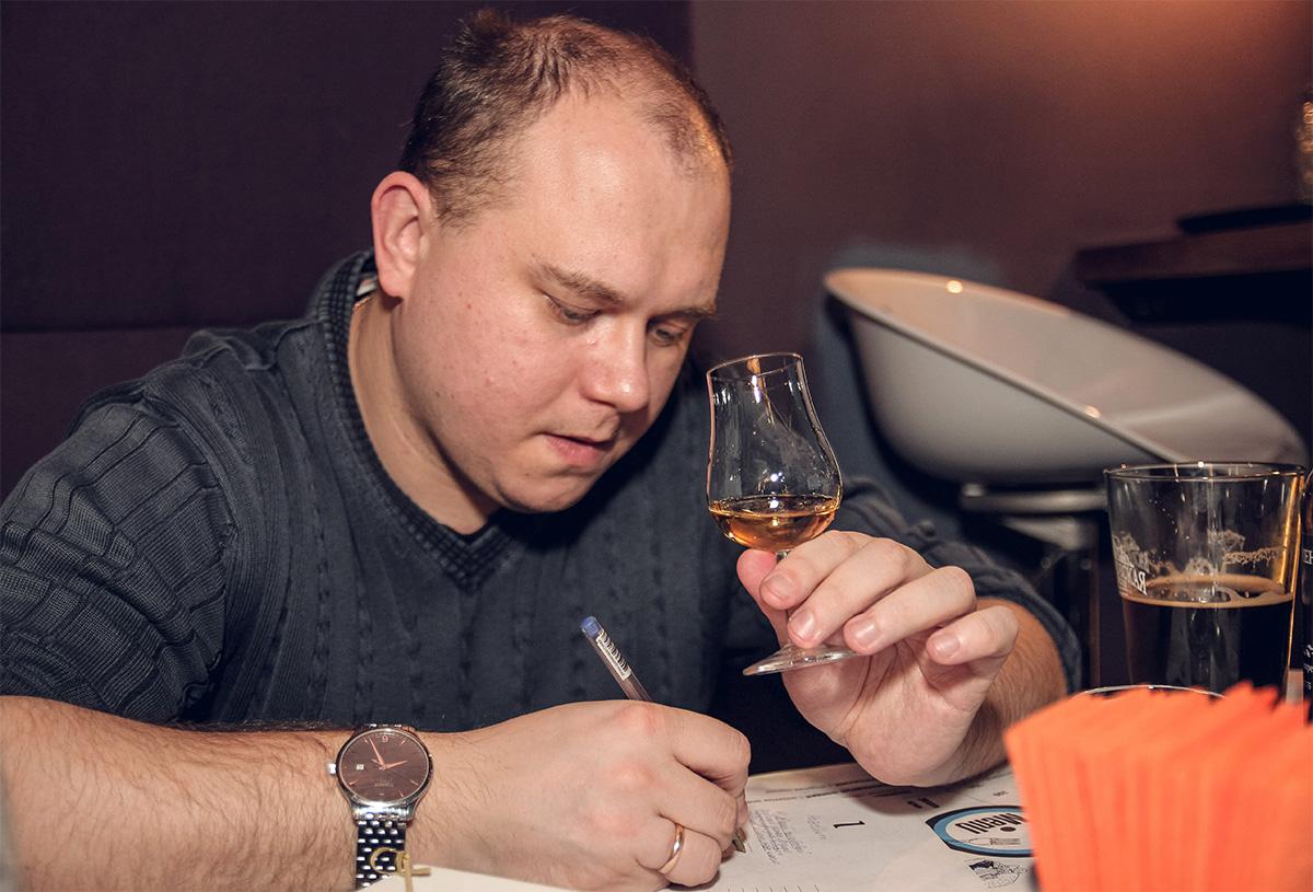 Дегустация виски региона Кэмпбелтаун