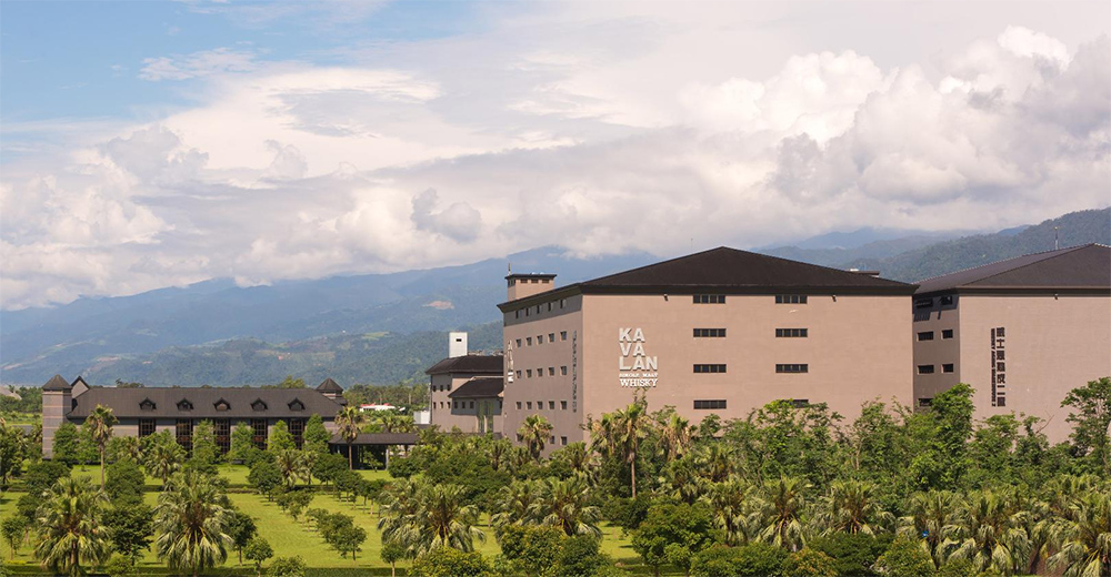 Винокурня Kavalan. Провинция Илань, Тайвань