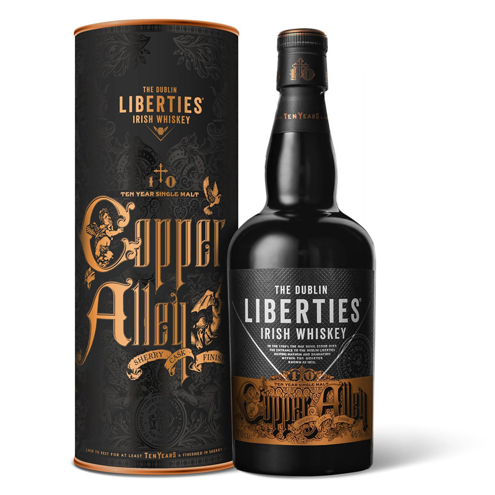 Copper Alley от Dublin Liberties