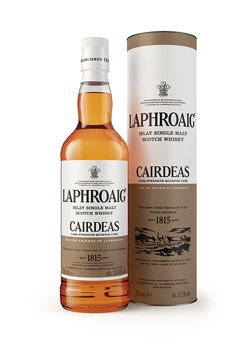 Laphroaig Cairdeas 2017 QC Cask Strength