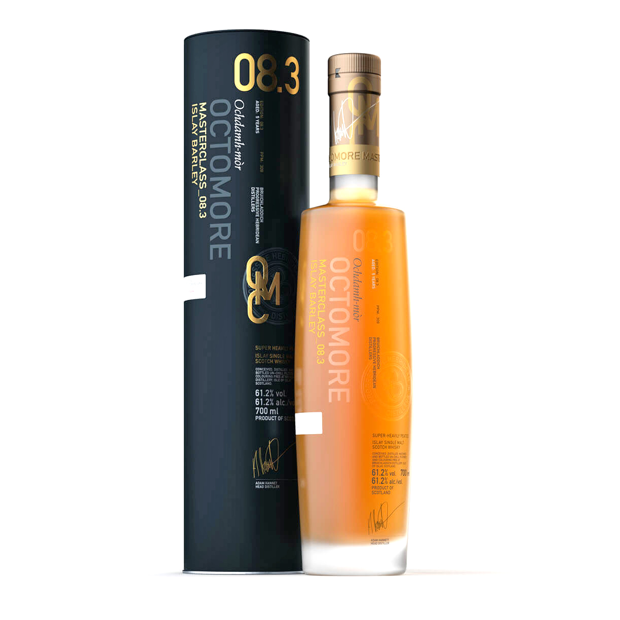 OCTOMORE 08.3/ 309 PPM
