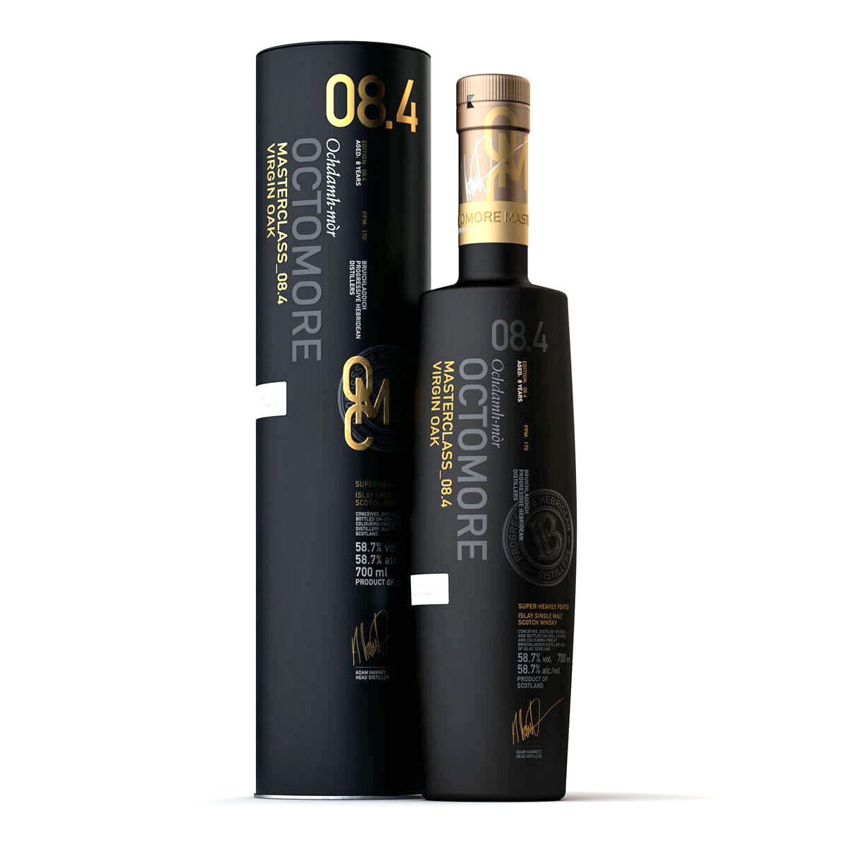 OCTOMORE 08.4/ 170 ppm VIRGIN OAK