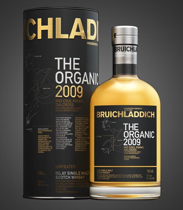 Bruichladdich The Organic 2009