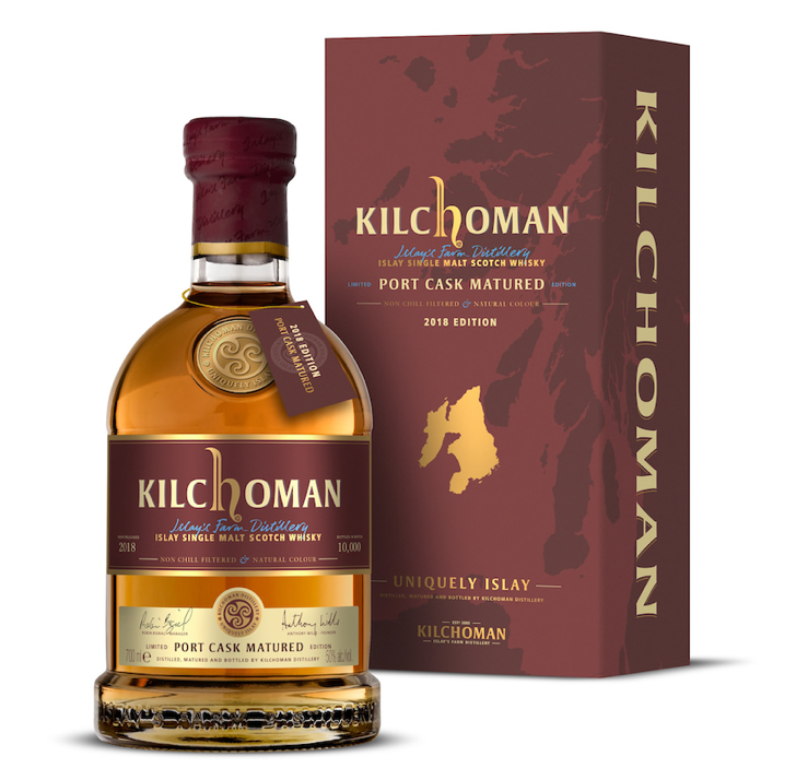 Kilchoman Port Matured 2018