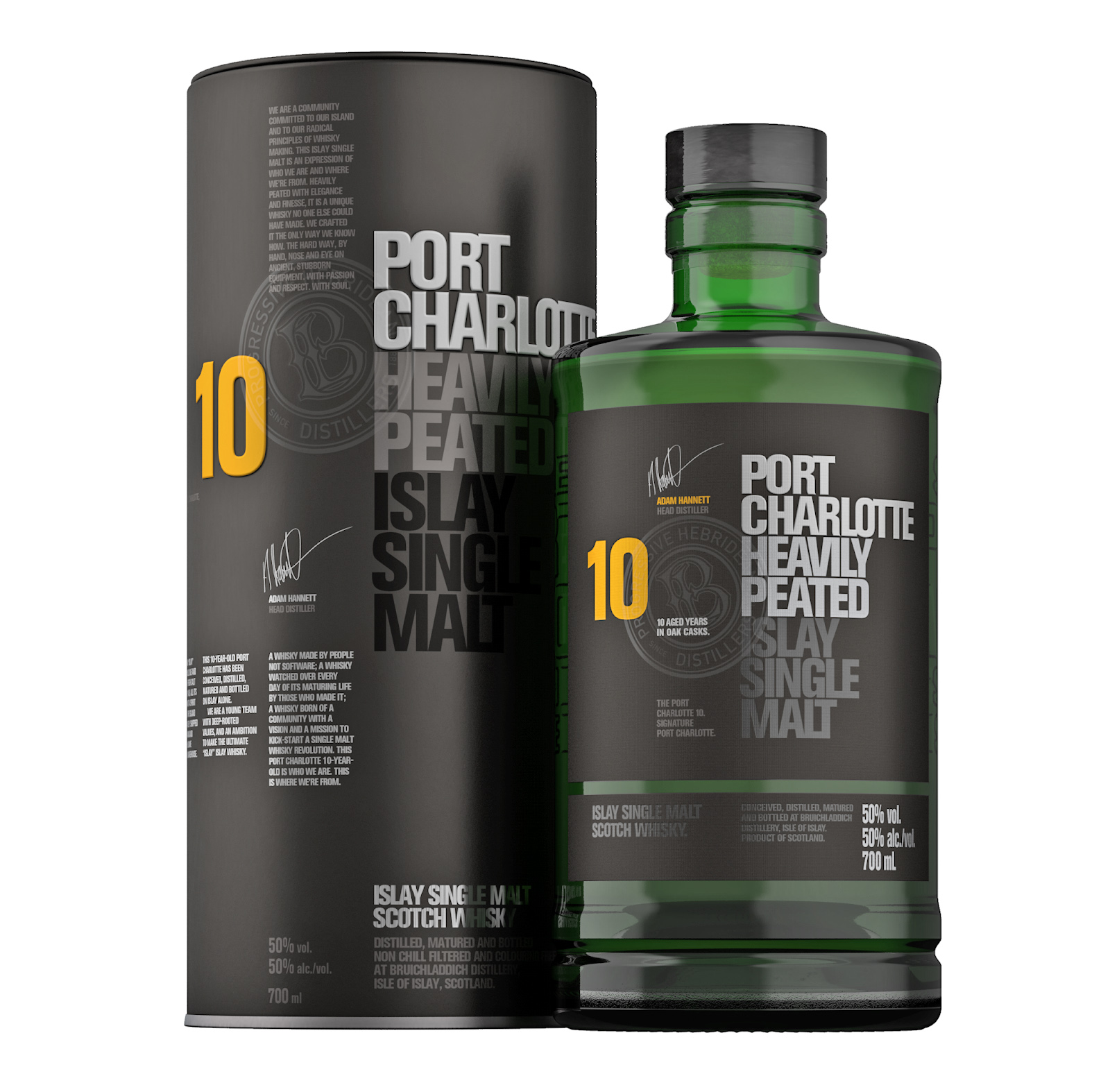 Обновленный Port Charlotte 10 Year Old