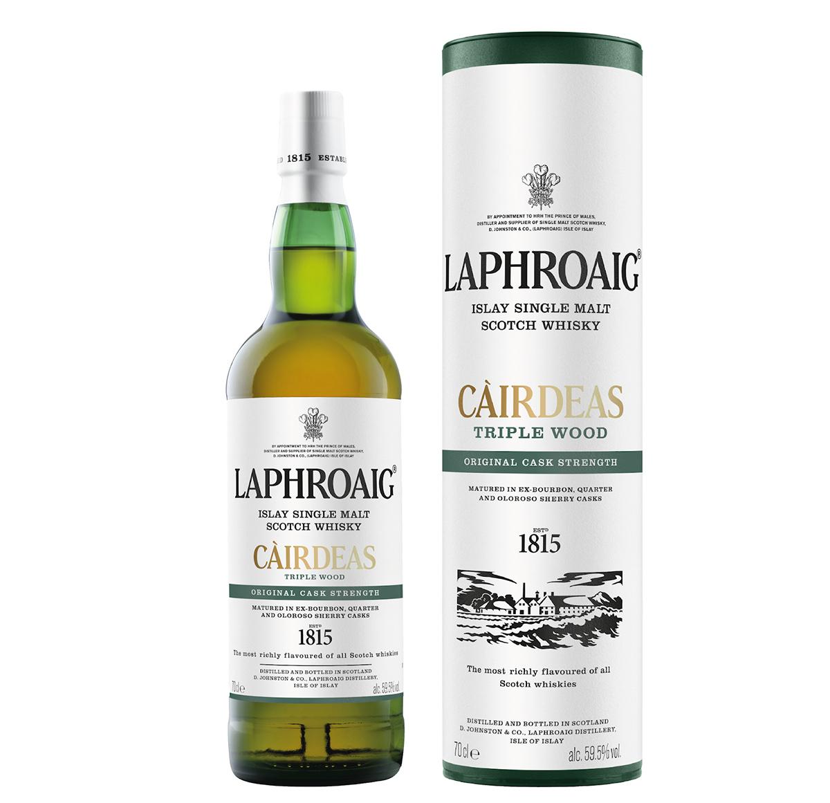 Laphroaig Cairdeas 2019