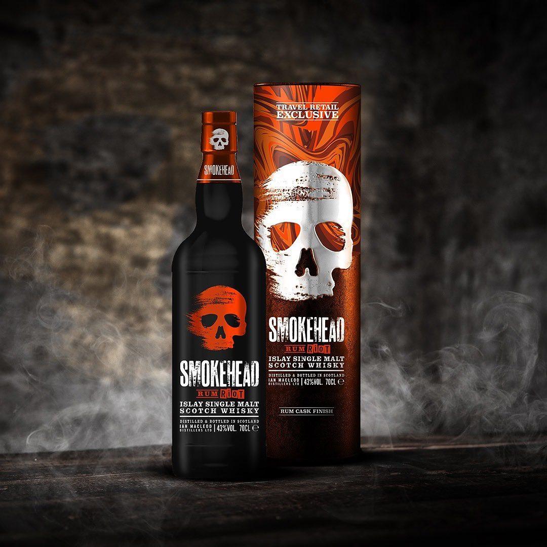 Smokehead Rum Riot